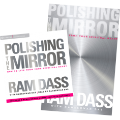 Polishing the Mirror: Paperback Book and CD - Special Offer