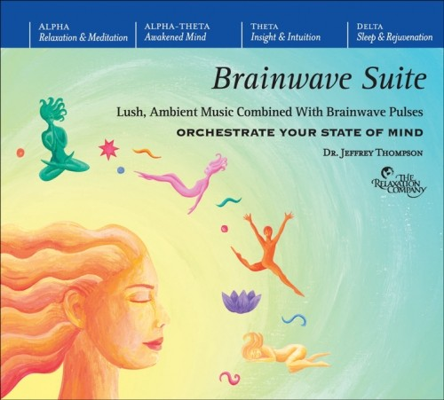 Brainwave Suite (4-CD Set)