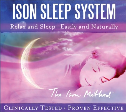 Ison Sleep System 2 CD Set