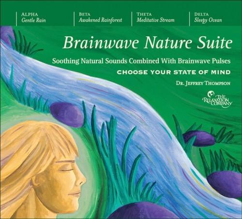 Brainwave Nature Suite (4-CD Set)