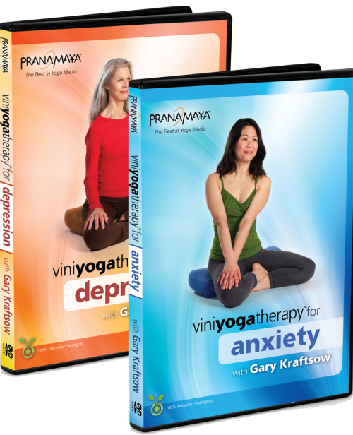Viniyoga Therapy for Anxiety and Depression Series