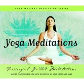 Yoga Meditations (3-CD Set)