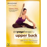 Viniyoga Therapy for the Upper Back, Neck and Shoulders